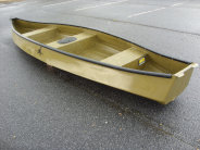SQUARE BACK15' CANOE